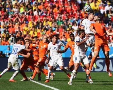 Kecepatan dan Kesabaran Belanda Mengalahkan Penguasaan Chile