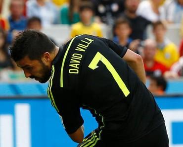 Gol Tumit yang Langka Tandai Perpisahan Villa dengan Tim Matador