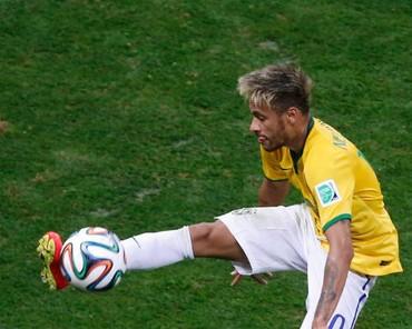 Neymar Memang Beda bersama Brasil