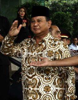 Prabowo Calon Terkaya Saat Pilpres 2009, Siapa Tahun Ini?