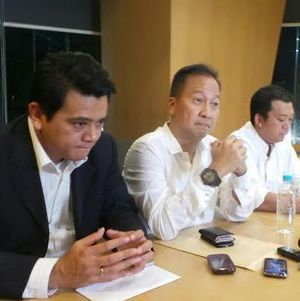 Dipecat Golkar, Nusron dan Agus Gumiwang Batal Jadi Anggota DPR?