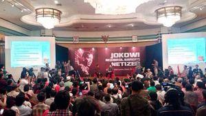 Jokowi Ngobrol Bareng Netizen