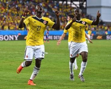 Kecepatan sebagai Kunci Serangan Kolombia Hadapi Uruguay yang Tanpa Suarez