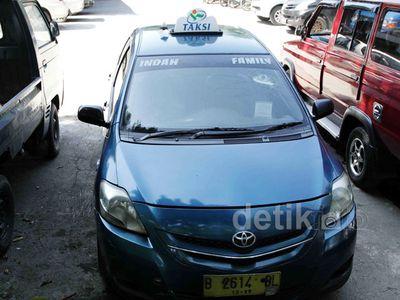 Brimob Bharada Rizky Tewas di Taksi Ini