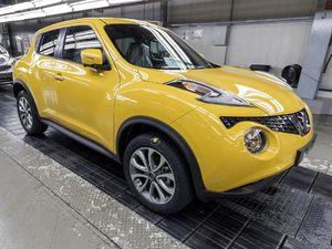 Nissan Mulai Produksi Juke Terbaru