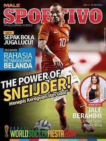 The Power of Sneijder! Menepis Keraguan Van Gaal