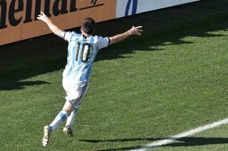 Apa Jadinya Argentina Tanpa Messi?