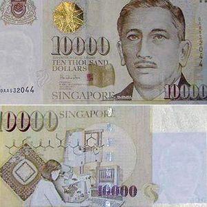 Singapura Setop Cetak SGD 10.000 yang Jadi Favorit Koruptor RI