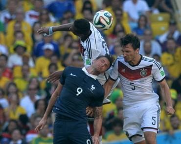 Pragmatisme Jerman Menghentikan Permainan Prancis