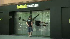 Jersey Suarez di Barcelona Sudah Mulai Dijual