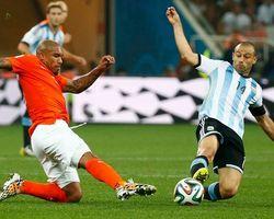 Duet Mascherano-Biglia Jadi Kunci Pertahanan Argentina