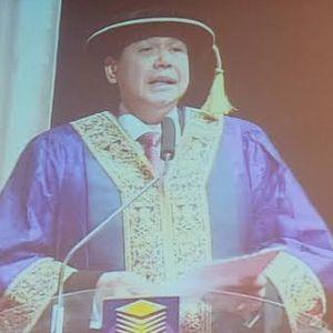 CT Dijamu Makan Malam oleh Raja Malaysia