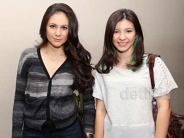 Like Mother Like Daughter, Wulan Guritno dan Shaloom