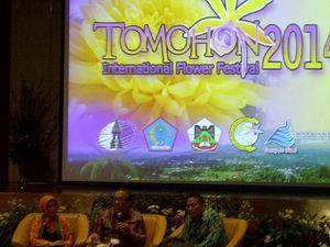 Siap-siap, Tomohon Gelar Festival Bunga Pada Agustus 2014