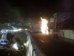 Akibat Semburan Api di Sudirman, Beberapa Restoran di Pacific Place Tutup