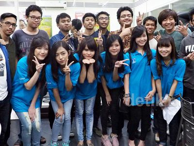 Serunya Buka Puasa Bareng JKT48!