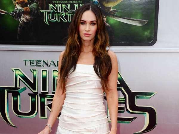 Megan Fox Seksi di Premiere Teenage Mutant Ninja
