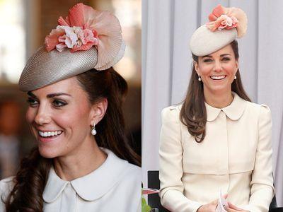 Kate Middleton Cantik dan Klasik di Belgia