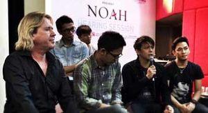 Petang Ini, Single Terbaru NOAH Diputar Perdana via Ratusan Stasiun Radio Indonesia