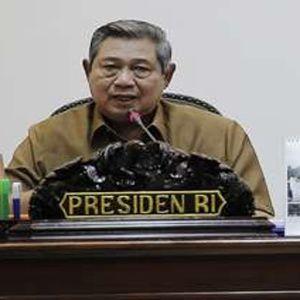 Rapat di Cipanas, SBY Matangkan Pidato RAPBN Terakhirnya