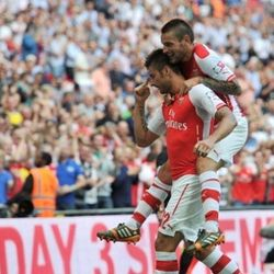 Kalahkan City 3-0, Arsenal Juara Community Shield