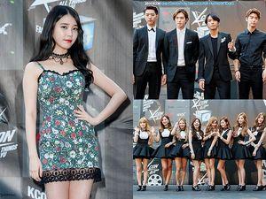Dari IU, CNBlue Hingga SNSD, Bintang KPop di KCON 2014