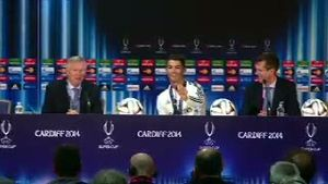 CR7 Man of the Match di Piala Super