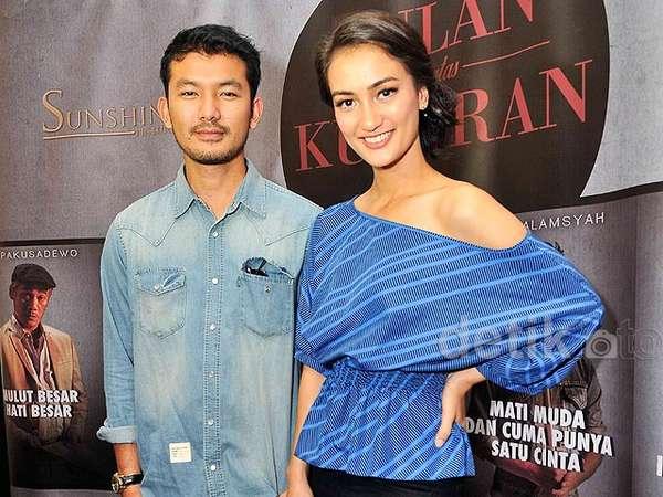 Pasangan Serasi, Atiqah Hasiholan dan Rio Dewanto