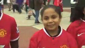 Dua Anak Bandung di Pertandingan Perdana Manchester United
