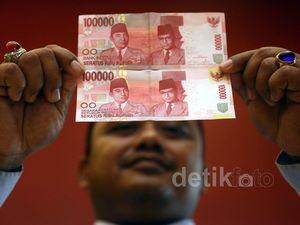 Ini Dia Uang NKRI Pecahan Rp 100.000