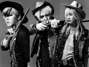 Super Junior Bergaya Bak Cowboy di Foto Teaser Comeback