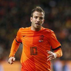 Van der Vaart Kembali Masuk Timnas Belanda