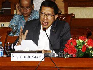 Menag-Komisi VIII Rapat Soal Dana Haji