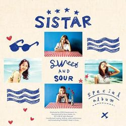 Simpelnya Sampul Album Spesial SWEET AND SOUR SISTAR