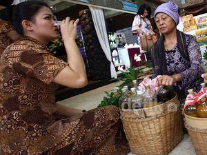 Pameran Industri Kosmetik dan Jamu