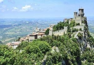 Tak Cuma Vatikan, di Italia Juga Ada Negara Mungil San Marino
