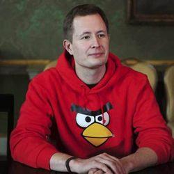Bos Angry Birds Tinggalkan Sarang