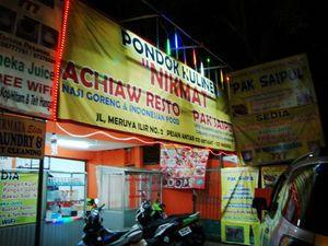 Gratis Kopi dan Wifi di Pondok Kuliner, Food Court Pinggir Jalan