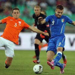 Italia Kalahkan Belanda di Laga Debut Conte sebagai Pelatih