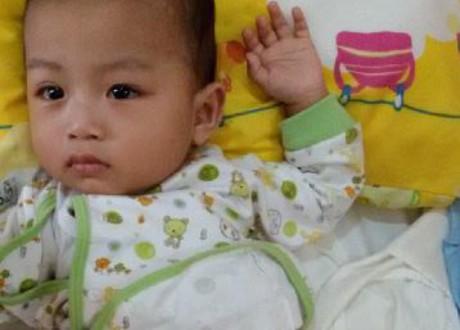 Sudah Usia 1 Tahun Bayi Rafi Belum Bisa Dipastikan Jenis Kelaminnya