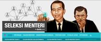 Para Marketer di Seleksi Menteri, Akankah Mereka yang Dipilih Jokowi?
