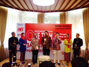 Ahok Buka Jak-Japan Matsuri: Semoga Jepang-Indonesia Makin Erat