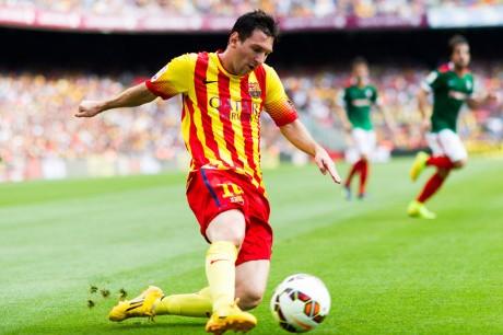 Messi Hebat Bukan Cuma karena Golnya tapi juga Assist-nya