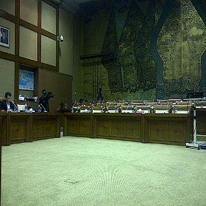 Yang Absen 20, Rapat di DPR Ini Hanya Dihadiri 10 Orang Anggota Dewan