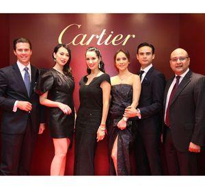 Foto: Kemeriahan Pesta Pembukaan Flagship Store Cartier di Plaza Senayan
