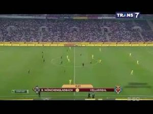 Monchengladbach Bermain Seri Lawan Villarreal, Spurs Tertahan di Beograd