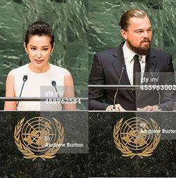 Pembukaan KTT Iklim Diramaikan Li Bingbing dan DiCaprio, Serukan Percepatan Aksi Nyata