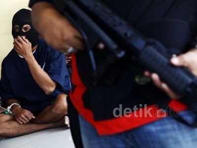 Polisi Tangkap Pemilik Senpi Ilegal