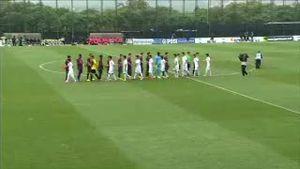 Gol Suarez Saat Hantam Indonesia U-19