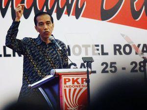 Jokowi Hadiri Rakornas PKPI
